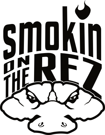6820-Smokin-on-the-REZ-Logo-One-color