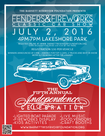2016 IDC Fireworks and Fenders Flyer