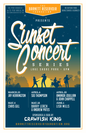 BRF Sunset Concert Poster 2017 - final